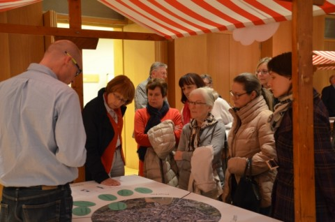 "April 2015: Stadtmarketing-Forum II – ""Der Marktplatz der Ideen"""