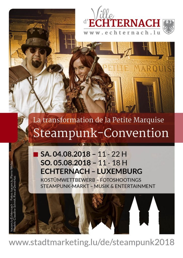 Steampunk-Convention 2018