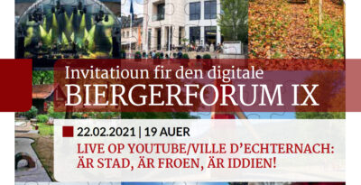 Biergerforum IX